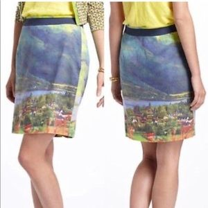Anthro: Meadow Rue | River School Skirt